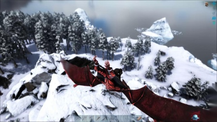 【灰色】雪山顺利找到水晶,意外随之发生缅怀小红红06《方舟:生存进化》