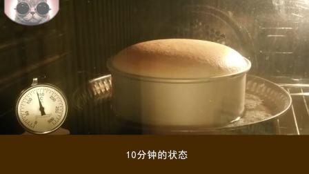 蛋糕制作烘烤方法,特别注意烤制的过程,温度和时间的完美把控!