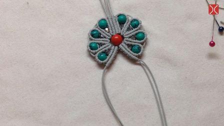 【绳结】非洲菊花项链