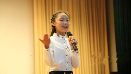 泗阳致远中学荣获宿迁市《学宪法》演讲比赛第一名作品(戴昕言)
