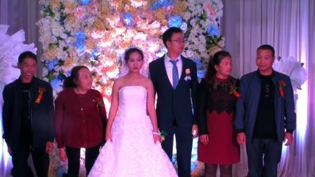 王顺张鑫结婚庆典