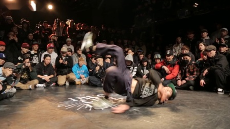 真正的尬舞!1对1Battle HONG10 vs PHYSICX