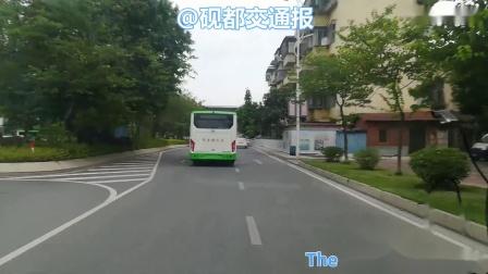 肇庆城巴[行车体验]安凯客车HFF6100G03EV-8