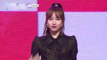 181114 TWICE《YES or YES》《BDZ》冠军秀 舞台