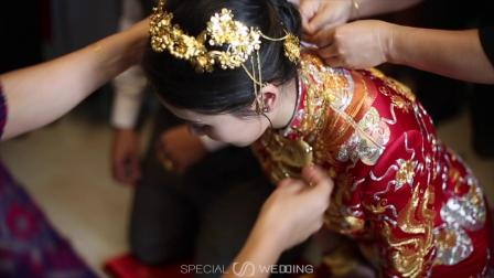 Special Wedding快剪-欧&蓝 威斯汀酒店婚礼