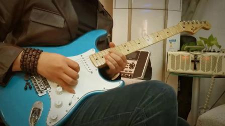 过火 - 一首歌一个故事 - 电吉他 杨威