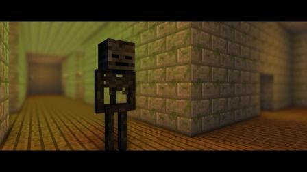我的世界动画-怪物学院-地窖挑战-Ananta Carlos