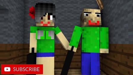 我的世界动画-巴迪的约会-02-MinecraftProduced