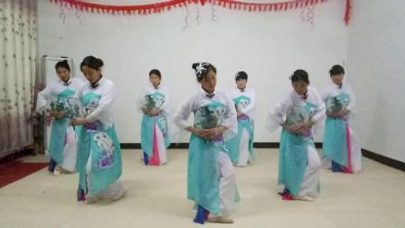 基督教舞蹈(我心不变)自编,夹沟镇辛丰舞蹈团原创