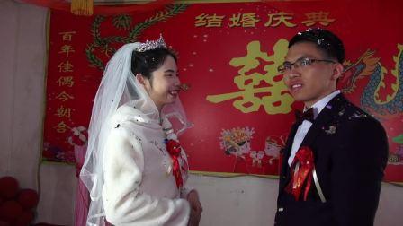 【赖新煌 谢丹丹】婚礼盛典