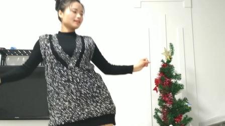 聪儿广场舞《摇起来嗨起来》糖豆广场舞课堂珊珊老师编舞   手机竖屏