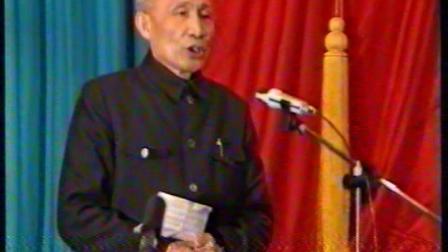 """我的爸爸于学沂在北京西城教育局的演讲""""我身边的共产党员"""""""