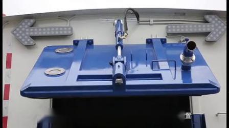 中联重科ZLJ5160TXSCAE4洗扫车操作