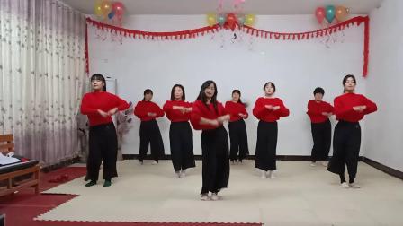 基督教舞蹈(别再说你没有时间)夹沟镇辛丰舞蹈团原创