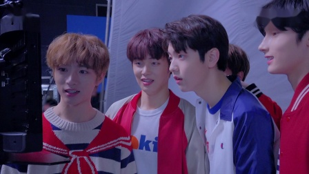 [EPISODE] TXT 'CROWN' MV Shooting Sketch