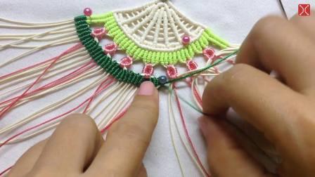 【绳结】扇子挂件