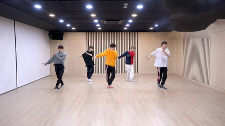 TXT 'CROWN' Dance Practice