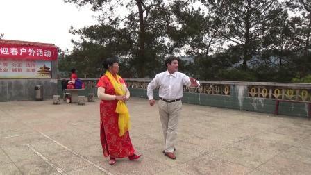 黄梅戏《海滩别》--福建三明尤溪百姓歌舞队