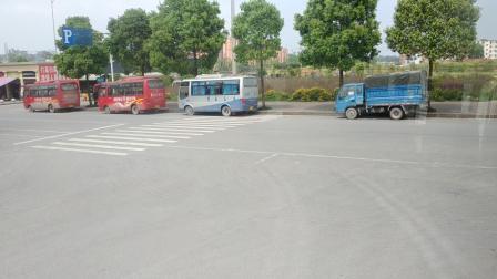 金旅LNG公交车《铜梁-蒲吕》