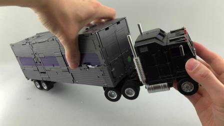 变形金刚 Fans Toys FT-31A 汽车大师 Roadking,P4L Reviews视频评测