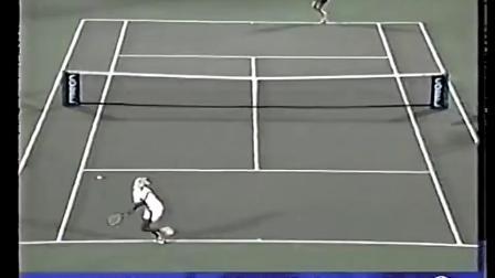 【HL】达文波特VS大威廉姆斯 1997年印第安维尔斯QF