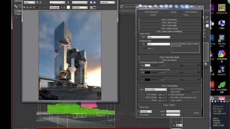原来高大上的建筑效果图是这样做出来的