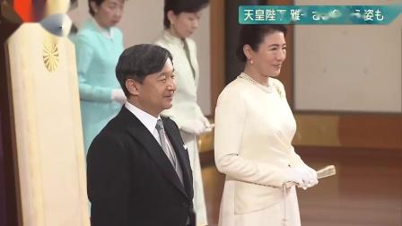 【報ステ】新天皇陛下「象徴の責務」初のお言葉(19_05_01)
