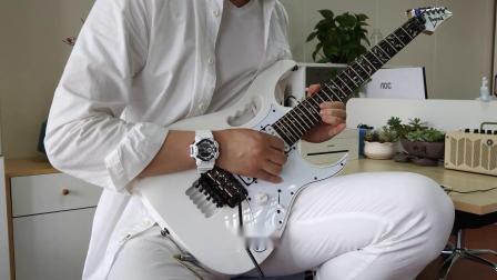 堕落天使 - 超现实歌词 - 电吉他 杨威 cover 郑智化