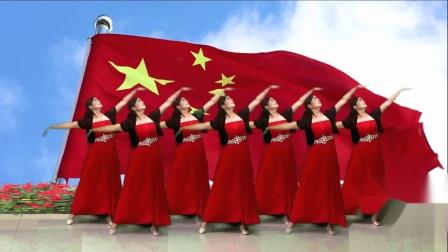浙江云朵习舞《我和我的祖国》