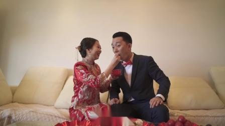 几何电影  Li and Xu 禧合酒店婚礼快剪