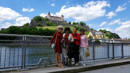 德国浪漫之路起点-维尔茨堡