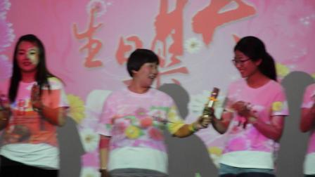 2019.6.28(星期五)嘉峪关市鹏博瑞翔旅游公司举办VIP会员生日活动