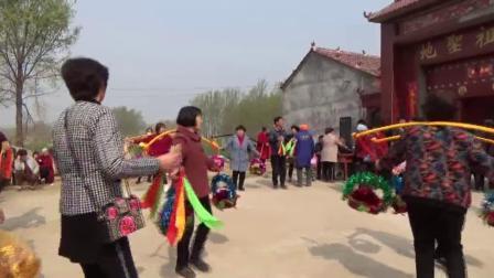2019年2月29日延津县文岩村庙会盛况(杨青太摄制)
