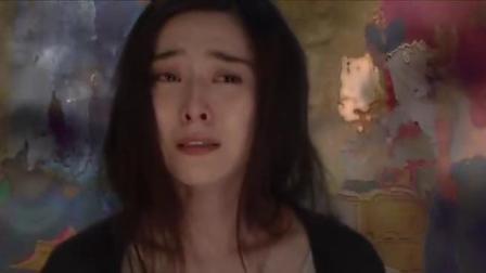 从两个人变成一个人,美女痛哭流涕的状态,把失恋演绎到了极致