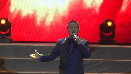 歌曲《曾经当过兵》演出单位:东阿县人民武装部  演唱者:霍伟义