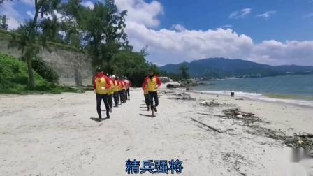 2019深圳红十字会水上救援大队队内复训