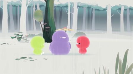 小鸡彩虹第一季 08 小花伞