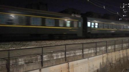 (南宁市永和路)Y191次列车 广州东→昆明