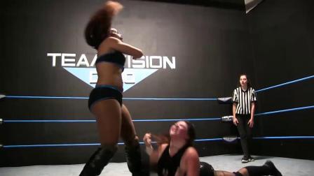Women wrestling-I believe in wrestling