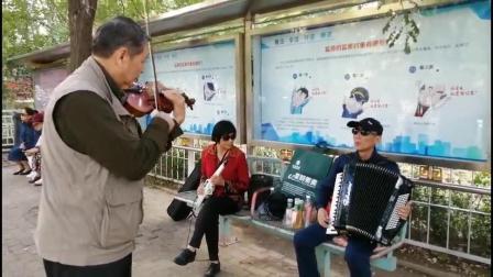 小提琴、手风琴《云雀》
