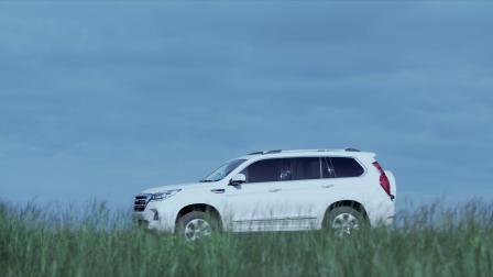长城汽车哈弗H9suv越野车广告宣传片4K