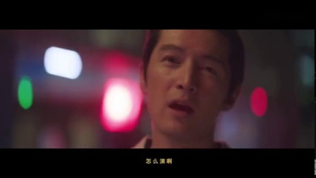 胡歌 品川猴微电影