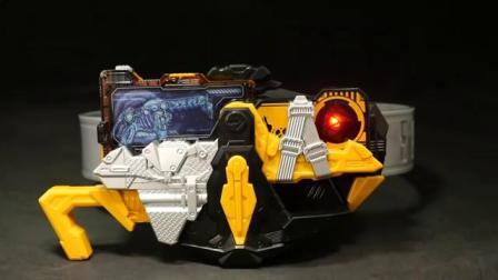 K2介紹「玩具反鬦城限量!」假面騎士零壹【DX閃耀火花長頸鹿程序進階鑰匙】