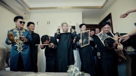 诺丁婚礼2019.11.15谢彦&叶卓玲快剪