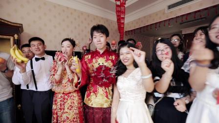 壹格视觉 | 范昕然&顾晓宇 | 婚礼MV