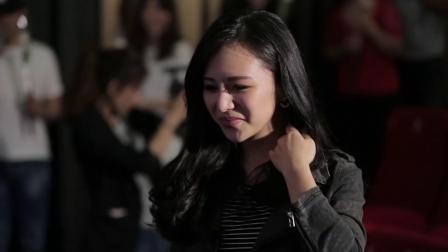 一个台湾人在电影院求緍,女主角超美,媲美明星