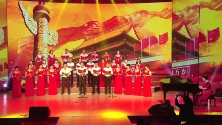2020鸿丽音乐社年会《我和我的祖国》识谱班~钢伴叶小芬