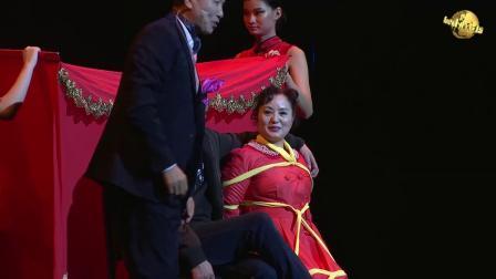 海外华人晚会的魔术表演2