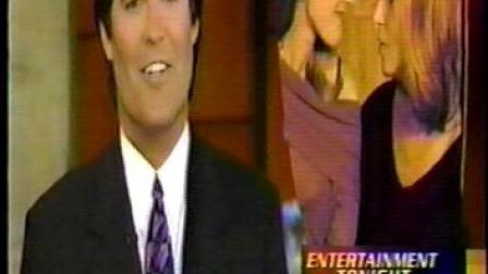 【CelineCN】独家 Celine Dion Barbra Streisand Tell Him MV Recording @ ET