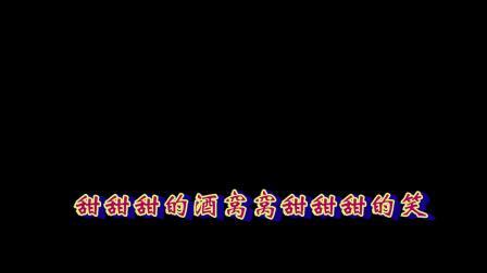 沈北新区喜洋洋广场舞《甜甜小妹》字幕文件下载可以在会声会影中应用